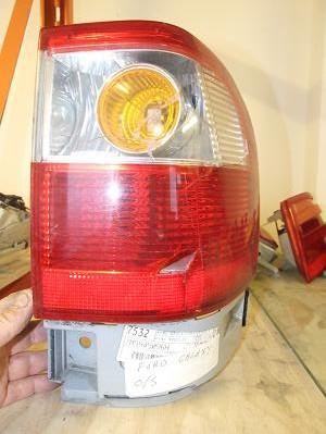 Ford Galaxy N S Rear Lamp Cluster